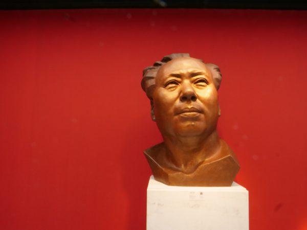 Le musée de sculpture international de Changchun