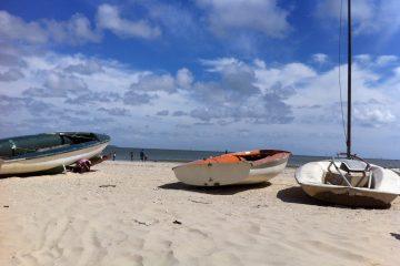 Le sable fin sur la plage de la Baule