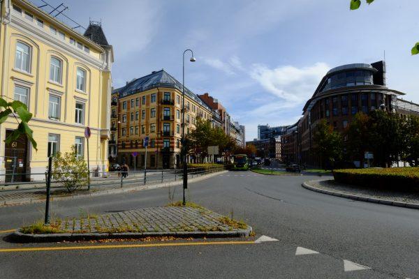 Escale à Oslo