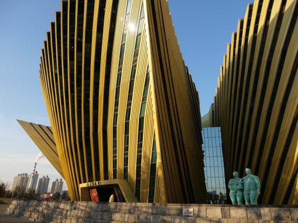 Changchun, une belle ville du nord de la Chine