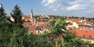 Zagreb la belle capitale croate
