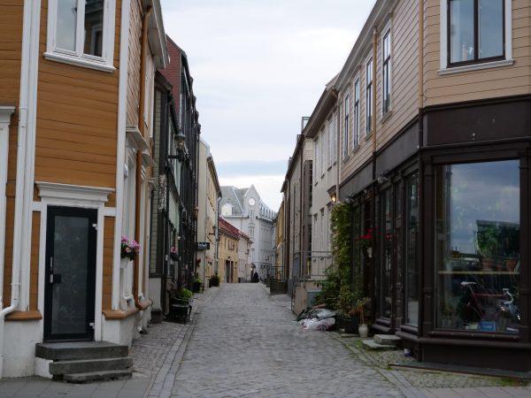 Trondheim une jolie ville du centre du pays