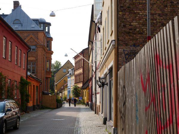 L'une des plus belles villes de Suède