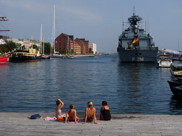 Se baigner dans la capitale danoise c'est possible