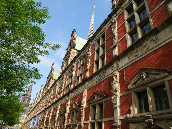 Un bâtiment insolite et remarquable