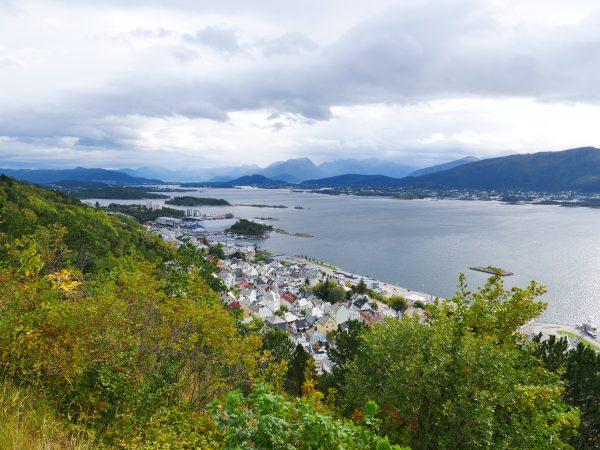 Les enivrants fjords norvégiens