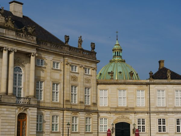 Amalienborg un point de passage incontournable