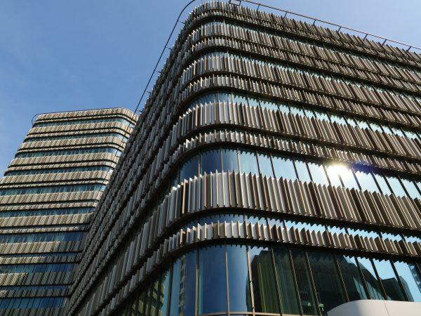 Un bâtiment inspirant et ultra design
