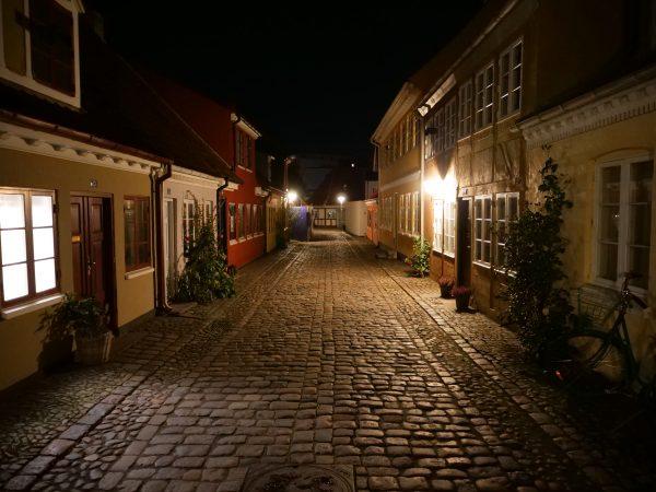 Odense l'une des plus belles villes du Danemark