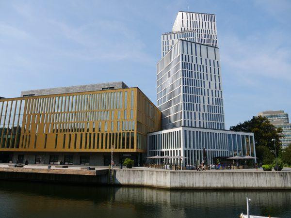 Malmö côté pile
