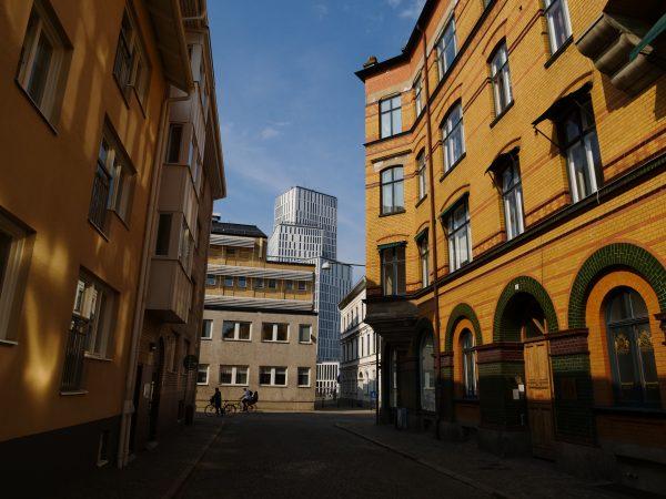 Mélange des genres à Malmö en Suède