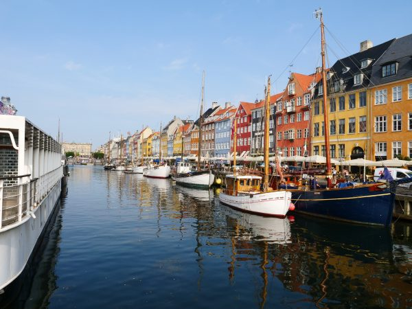 Copenhague, la plus grande ville du Danemark