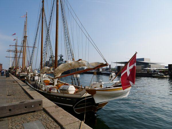 Les quais enchanteurs de Copenhague
