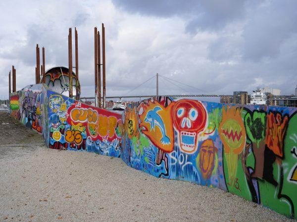 Street art à Stavanger, l'une des plus jolies villes du sud du pays