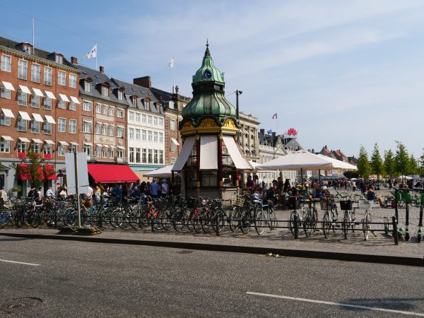 Faire du vélo à Copenhague