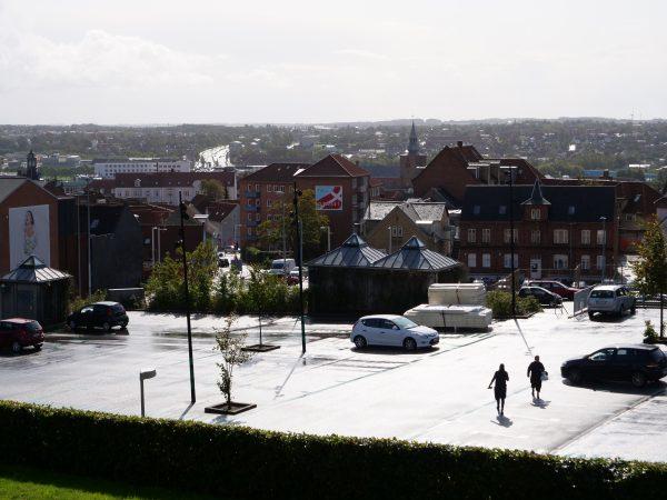 Kolding, l'une des plus grandes villes du Danemark