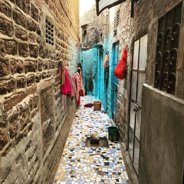 une des plus belles villes du Rajasthan