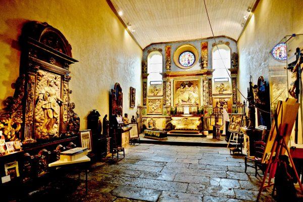 La chapelle des Pénitents