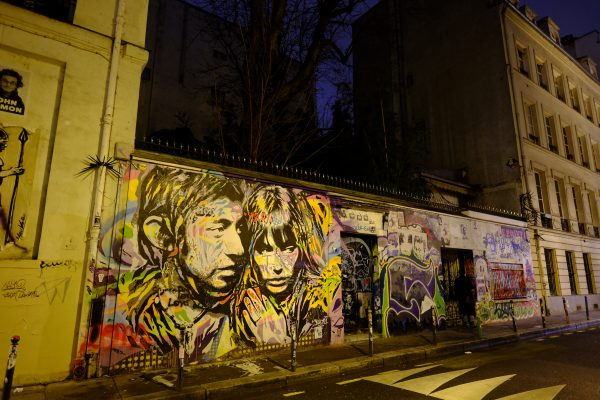 La rue Verneuil dans le 7 ème