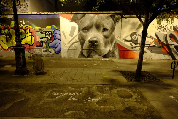 Street art dans le 19 ème arrondissement de Paris