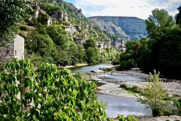 Le Tarn, l'une des plus belles rivières de France