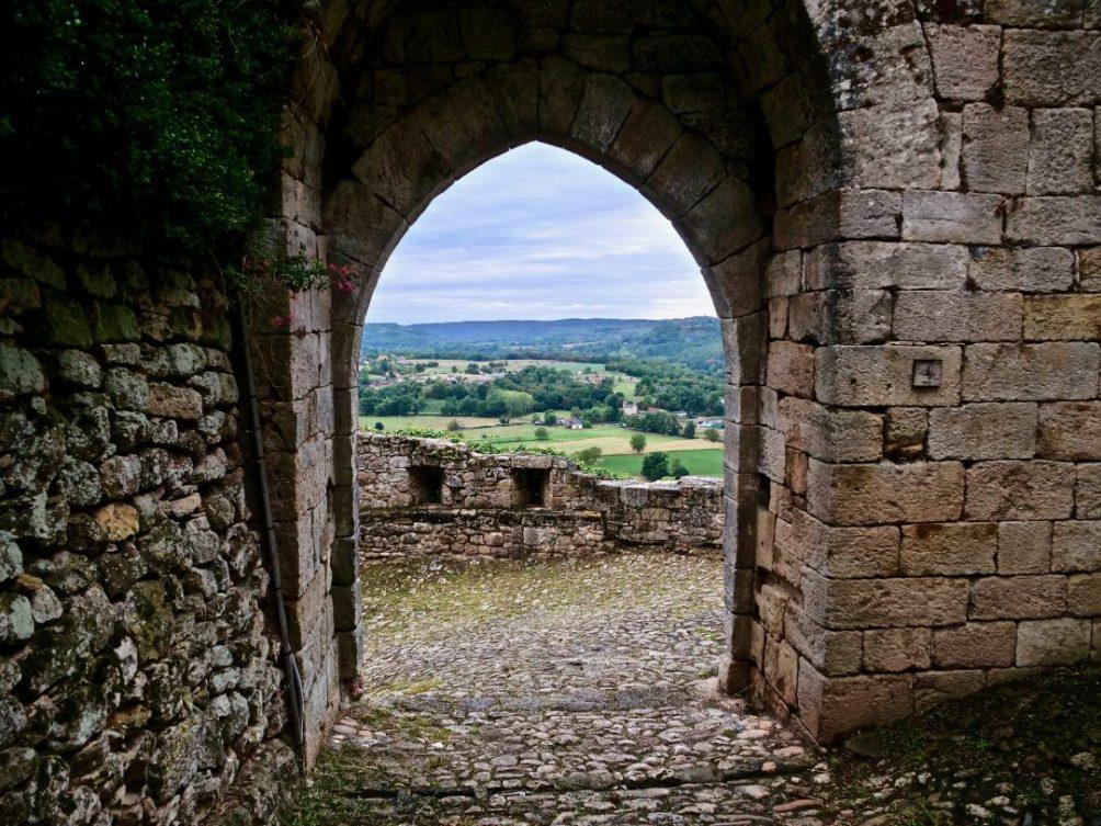 Capdenac, l'un des plus beaux villages de France