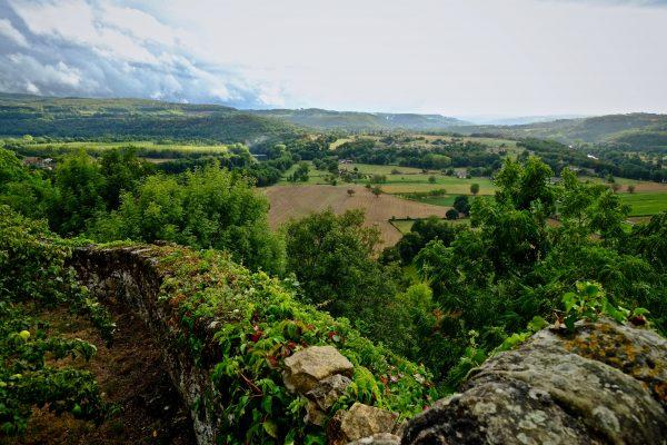La belle vallée du Lot de Capdenac