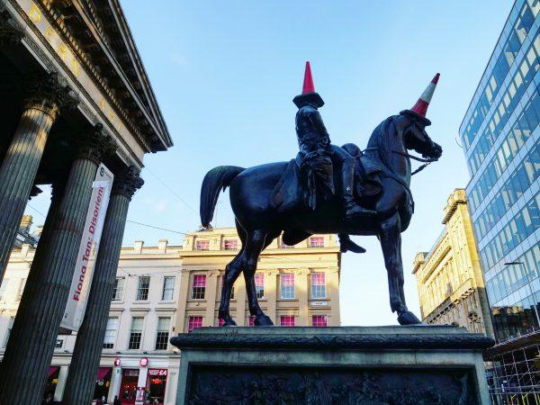 Glasgow une ville qui sait ne pas se prendre au sérieux