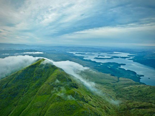 Les Highlands l'un des plus beaux paysages d'Ecosse