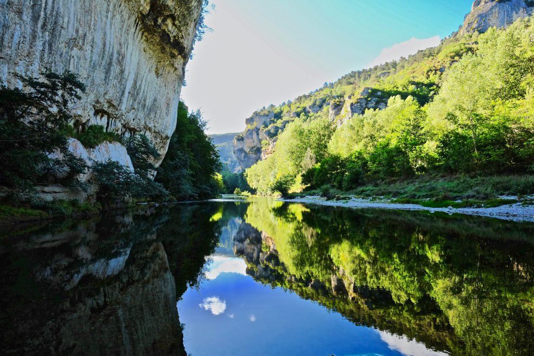 A deux pas de la vallée du Lot: les fabuleuses gorges du Tarn