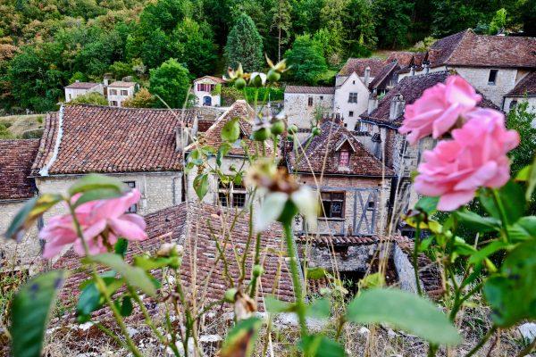 L'un des plus beaux village de France, photo: Yann Vernerie