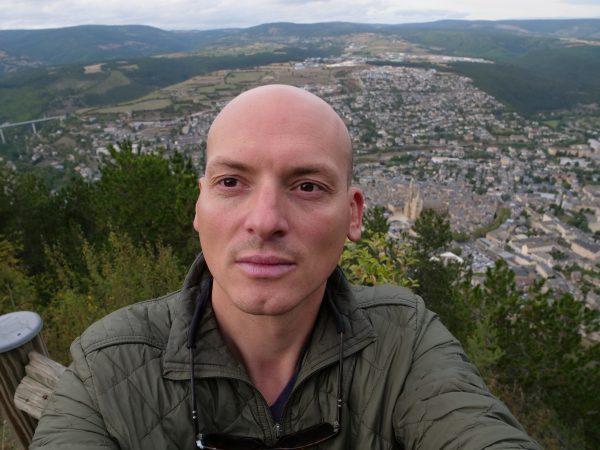 Yann, Mende dans la vallée du Lot