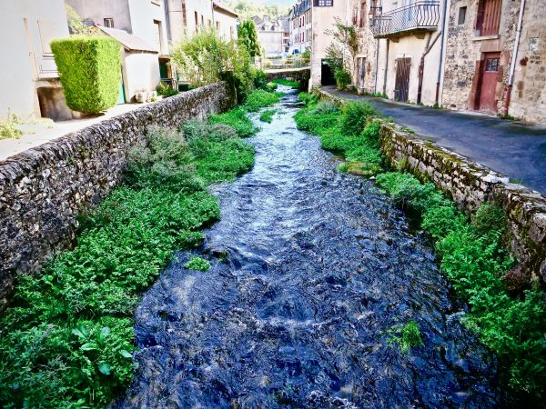 L'Urugne un petit ruisseau de 6 kilomètres de long