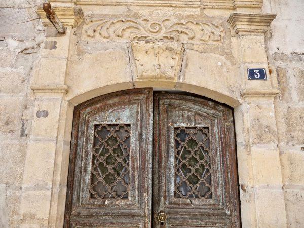 Dans les rues de Saint Geniez d'Olt
