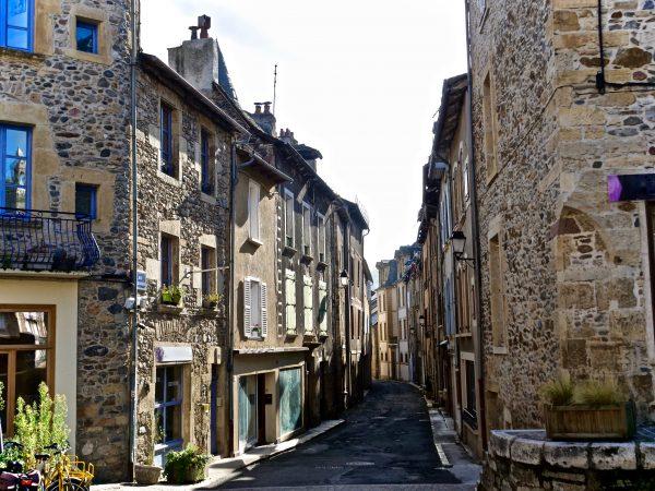 Une charmante commune d'Aveyron