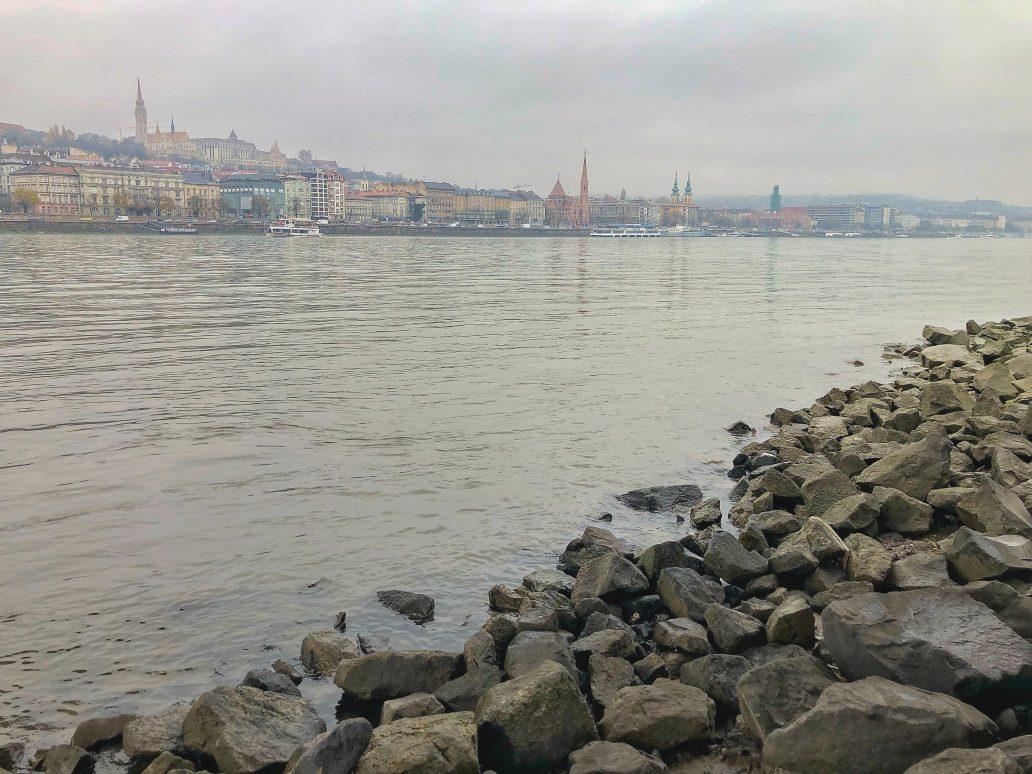 Les rives du Danube