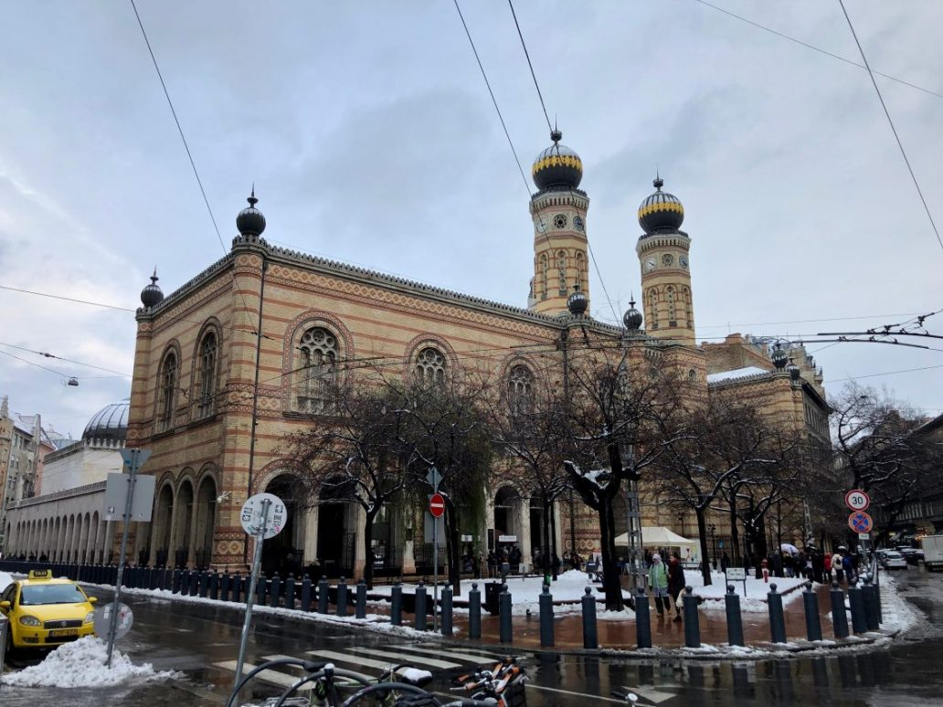 La deuxième plus grande Synagogue du monde