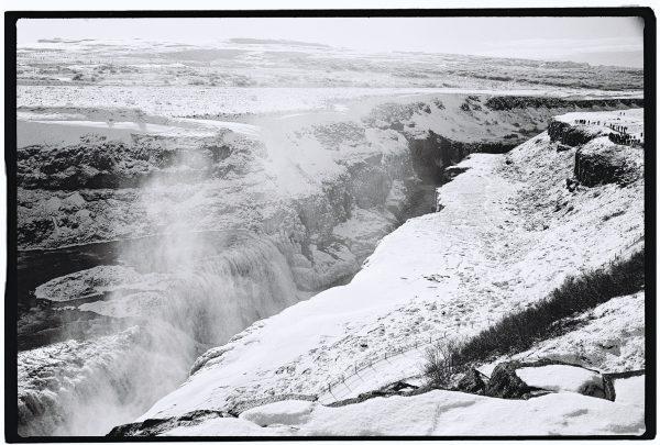 L'une des plus belles cascades d'Islande
