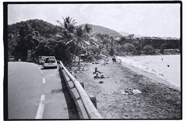 Malendure, l'une des plus belles plages de l'île