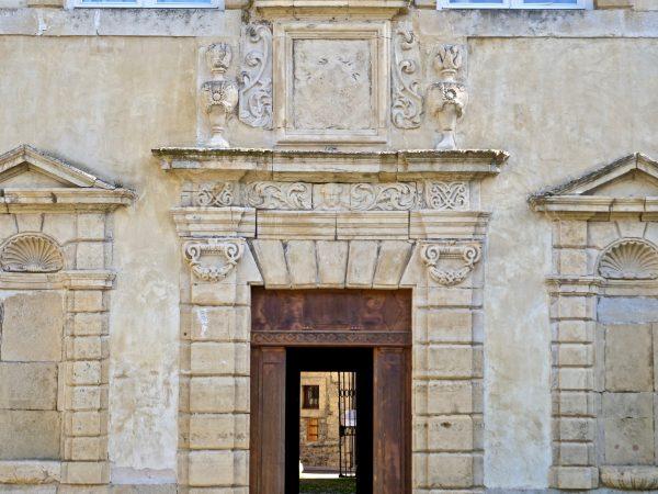 Un hôtel particulier à Saint-Geniez