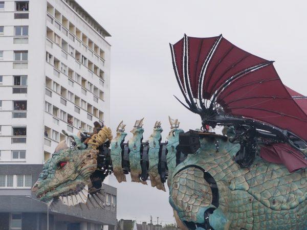A la découverte de la ville de Calais