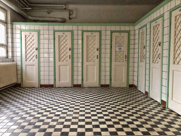 Design aux bains de Kirali