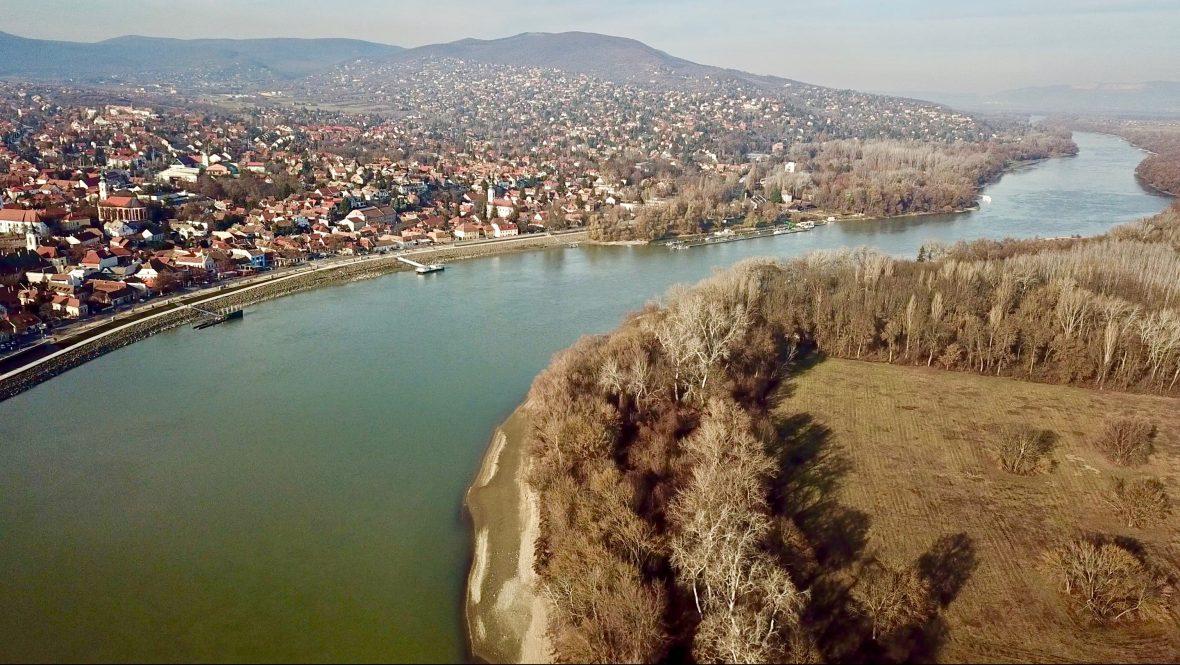 Les méandres du Danube à Szentendre