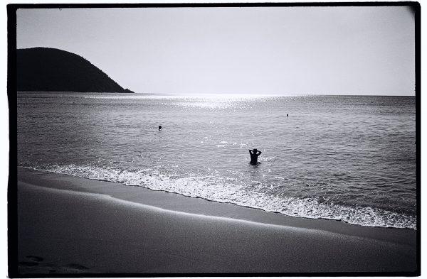 Non loin de la plage de Grande Anse