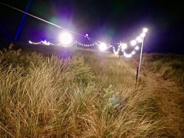 Photo de nuit en Ecosse