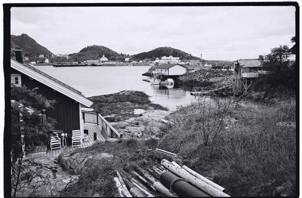 Tout au bout d'un Archipel norvégien