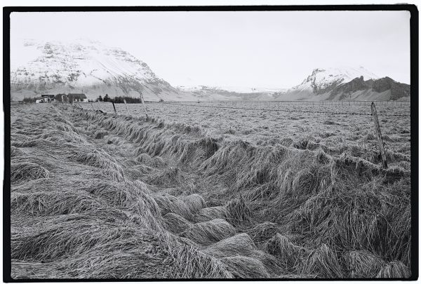 L'Islande en noir et blanc