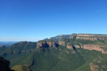 Dans les parcs nationaux d'Afrique du Sud