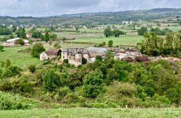 Les jolis paysages de l'Aveyron