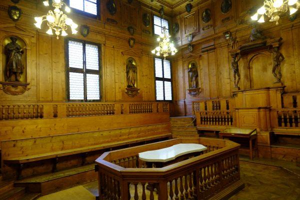 Le Théâtre anatomique de Bologne